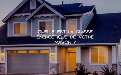 Déterminer la classe énergie de son logement avec un DPE