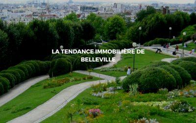 Découvrir les tendances immo de Belleville, la China Town Parisienne