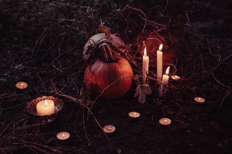 décoration extérieur halloween