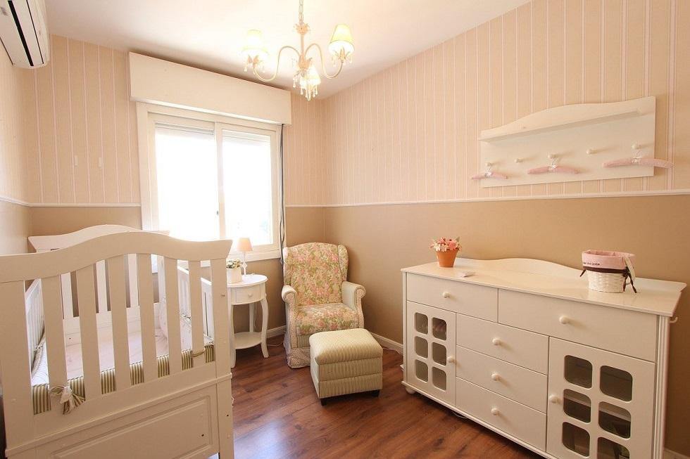 modèle chambre bébé
